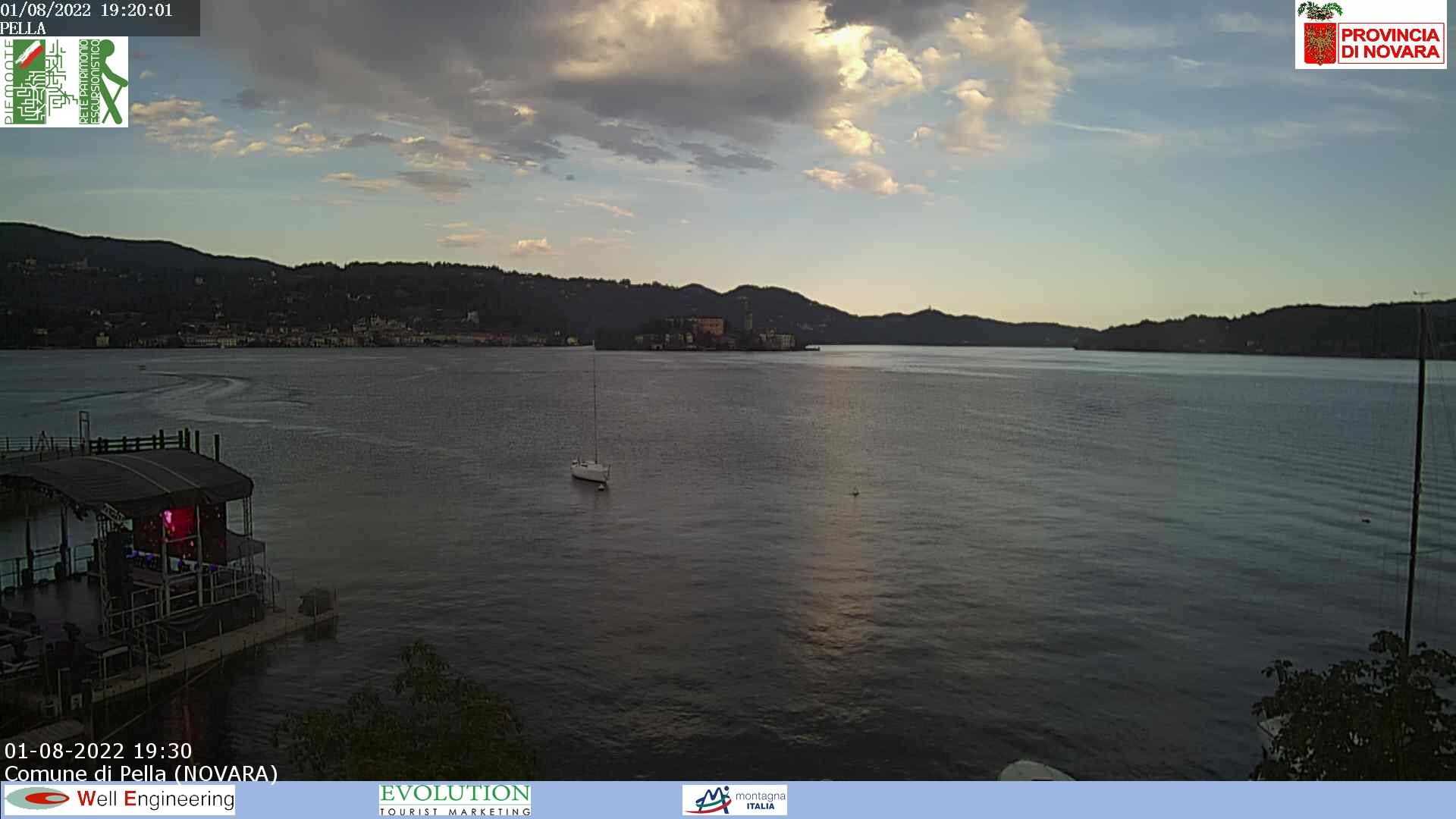 Webcam Pella Lago d'Orta (apre in nuova finestra)